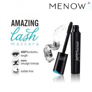 Rimel Amazing Lash Mascara 400% Volum si Alungire Menow1