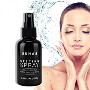 Spray Matifiant Pentru Fixarea Machiajului Ushas Setting Spray HD, 70 ml0