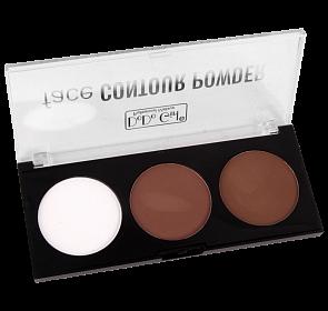 Trusa Contur & Iluminator - Face Contour Powder - 010