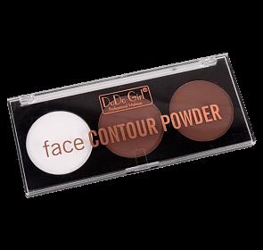 Trusa Contur & Iluminator - Face Contour Powder - 011