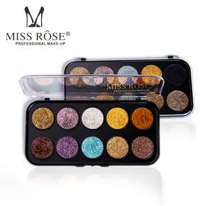 Trusa Glitter Diamant Miss Rose 10 culori - M10