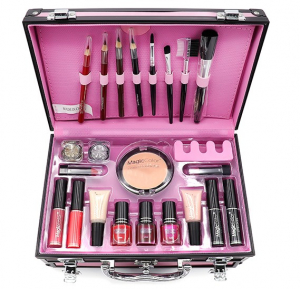 Trusa Machiaj Profesionala Magic Color Make Up Kit - 01 Pink2