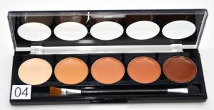 Anticearcan & Corector, Concealer MEIS 5 culori - 04 Nude Seduction1