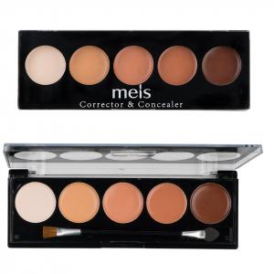 Anticearcan & Corector, Concealer MEIS 5 culori - 04 Nude Seduction0
