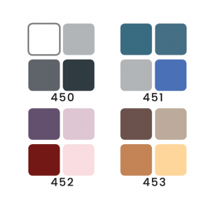 Fard Ochi Quiz Color Focus 4 culori - 4521
