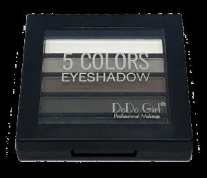 Fard de Pleoape in 5 culori DoDoGirl - 041