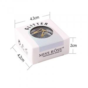 Glitter Miss Rose Shimmer Look - 081