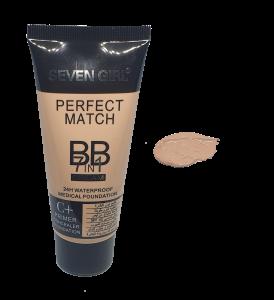 Magic BB Cream 7 in 1 Fond de Ten, Baza, Corector Seven Girl - 1030