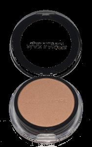 Pudra Blush Pressed Powder cu Oglinda si Burete Max&More - 505 Nude Glam0
