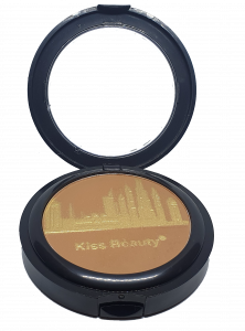 Pudra Compacta City Glow Smooth&Flawless Kiss Beauty - 020