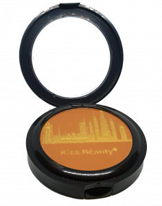 Pudra Compacta City Glow Smooth&Flawless Kiss Beauty - 030