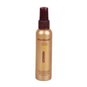 Spray Fixare Machiaj Cinema Gold 24K Makeup Fix Kiss Beauty0