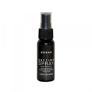 Spray Matifiant Pentru Fixarea Machiajului Ushas Setting Spray HD, 70 ml1