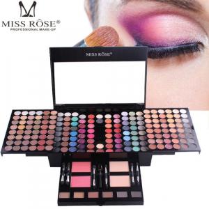 Trusa Machiaj Profesionala Miss Rose Color Spirit 190 culori8