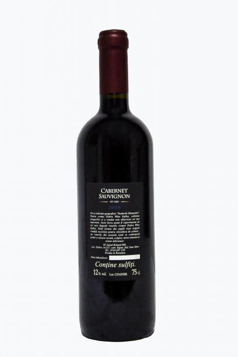 Cabernet Sauvignon - Rosu Sec 1