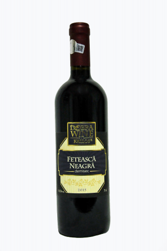 Feteasca Neagra - Rosu Sec0