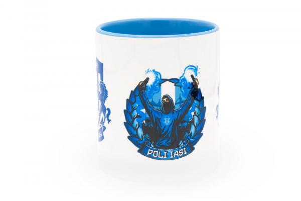 Cana Ultras interior albastru deschis 0