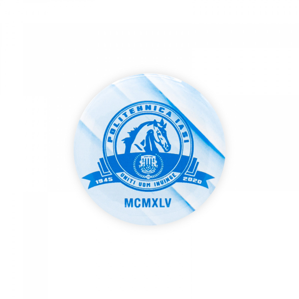 Insigna emblema cal Ø 58mm 0