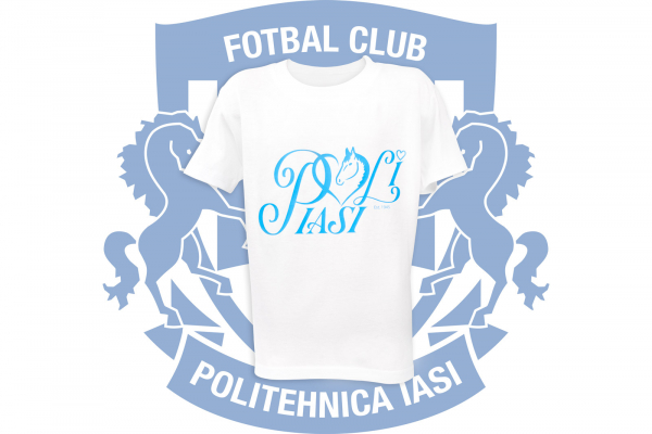 Tricou copii Poli ♥ Iasi 2