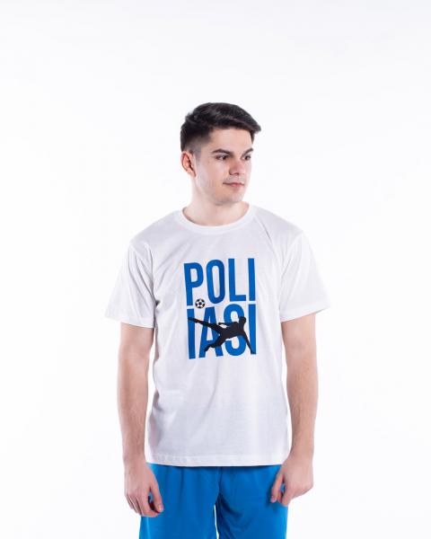 Tricou Poli Iasi Silueta 1