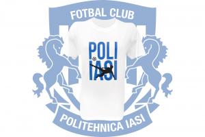 Tricou Poli Iasi Silueta3