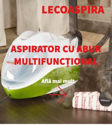 Simplifică-ți viața cu un aspirator care spală și usucă!