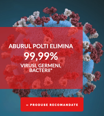 Aparatele pentru dezinfectare Polti Sani System