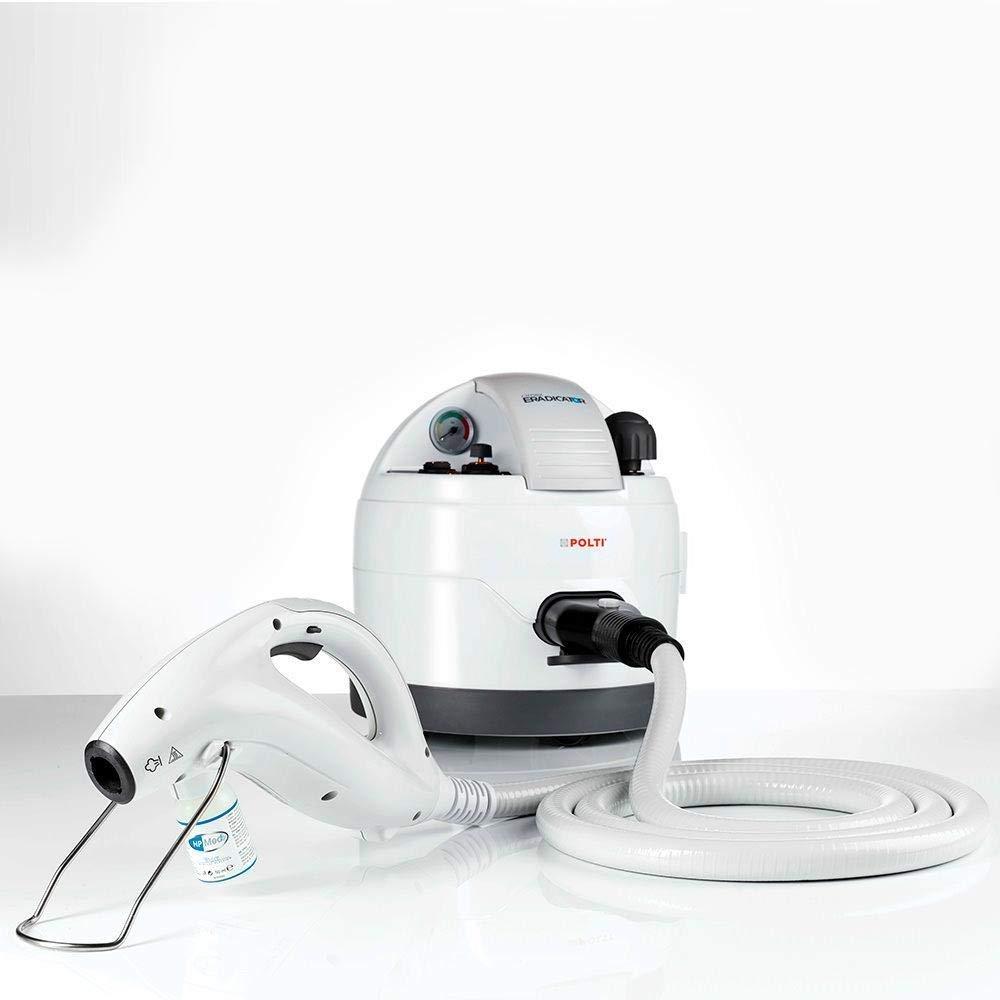 Cum funcționează aparatul cu abur contra ploșnițelor Cimex Eradicator Polti?