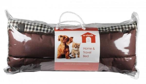 Pat Premium E-Cloth din Microfibra pentru Caini si Pisici, Recomandat pentru Casa si Calatorie, 90 x 60 cm 1