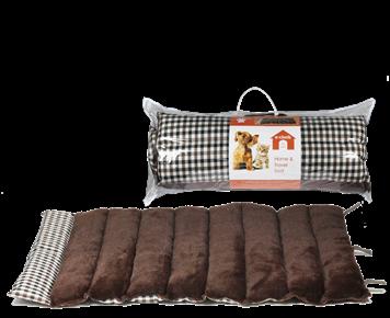 Pat Premium E-Cloth din Microfibra pentru Caini si Pisici, Recomandat pentru Casa si Calatorie, 90 x 60 cm 0