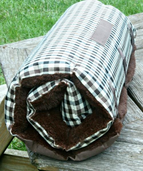 Pat Premium E-Cloth din Microfibra pentru Caini si Pisici, Recomandat pentru Casa si Calatorie, 90 x 60 cm 5