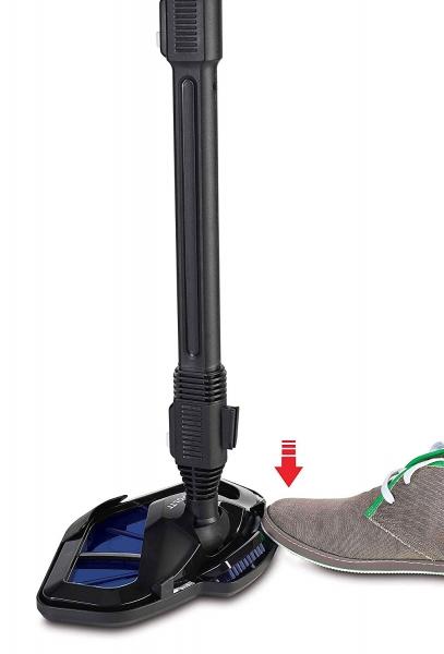 Aparat de Curatat cu Abur Polti Vaporetto Smart 40_Mop,1800W, Emisie Abur  85 g/min, Presiune Abur 3.5 BAR, Alb Albastru 2