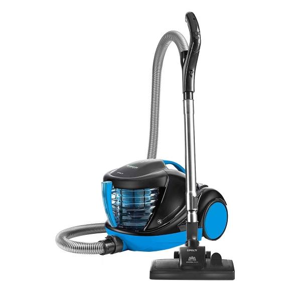 Aspirator cu Filtrare prin Apa Polti Forzaspira Lecologico Aqua Allergy Turbo Care, 850 W, 1L, Negru/Albastru 0