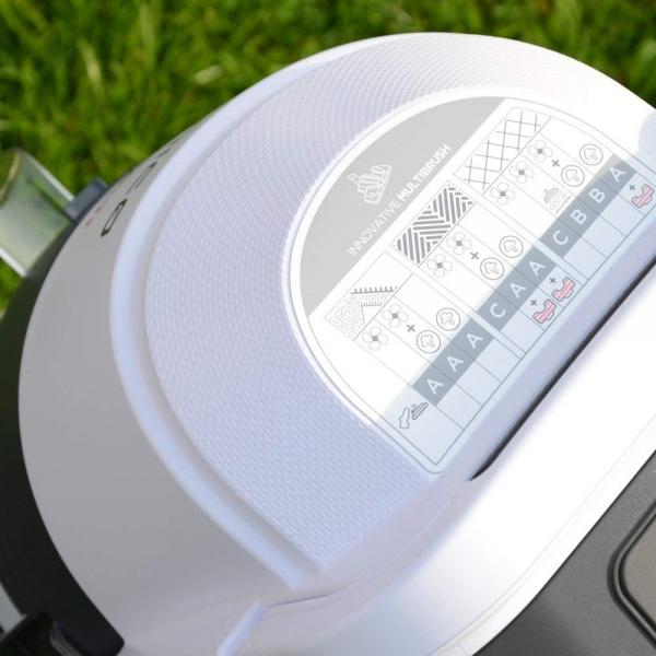 Aspirator Polti Unico MCV 20 Allergy Multifloor, Filtrare Multiciclonica 5 Stadii, Functie Igienizare Abur si Uscare, 2200 W, Filtru Hepa, Argintiu 3