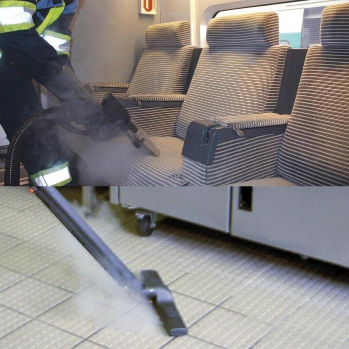 aspirator profesional cu spalare cu abur 5