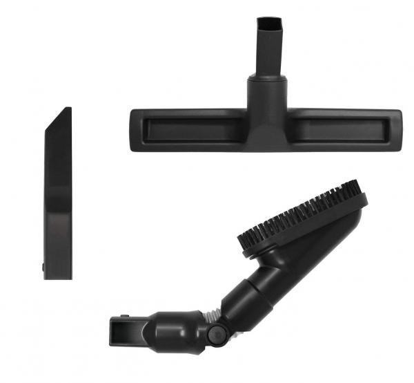 Aspirator Vertical 3 in 1, Fara sac, Cu fir, Clasa A, Fara Sac, 0.7 l, Polti Forzaspira SE600 Modular 8
