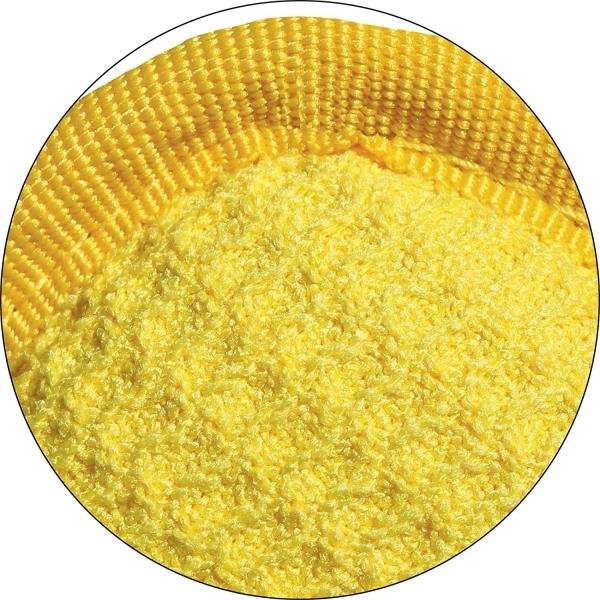Burete Premium E-Cloth din Mcirofibra cu Doua Fete Pentru Bucatarie si Baie, Fara Zgarieturi, 15 x 8 cm 5