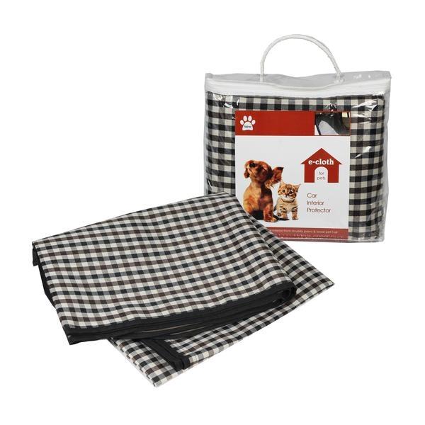Husa Protectie Premium E-Cloth pentru Interiorul Masinii, Rezistenta la Apa,142 x 123 cm 0