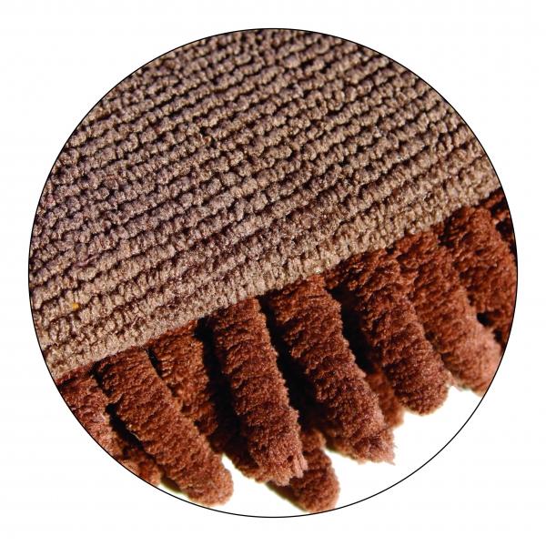 Manusa Premium E-Cloth din Microfibra pentru Curatare si Spalare Caini si Pisici, 23.5 x 17 cm 4