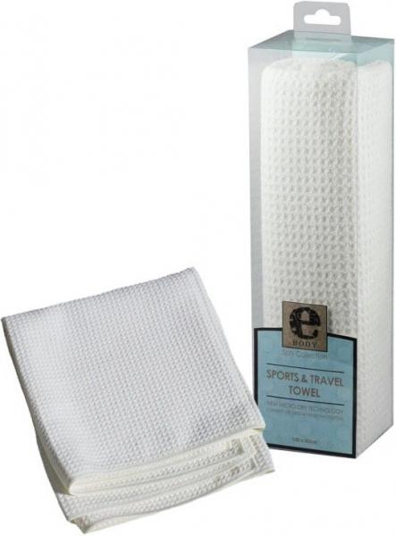 Prosop Premium E-Cloth din Microfibra pentru Sport si Calatorie, 100 x 50 cm 1
