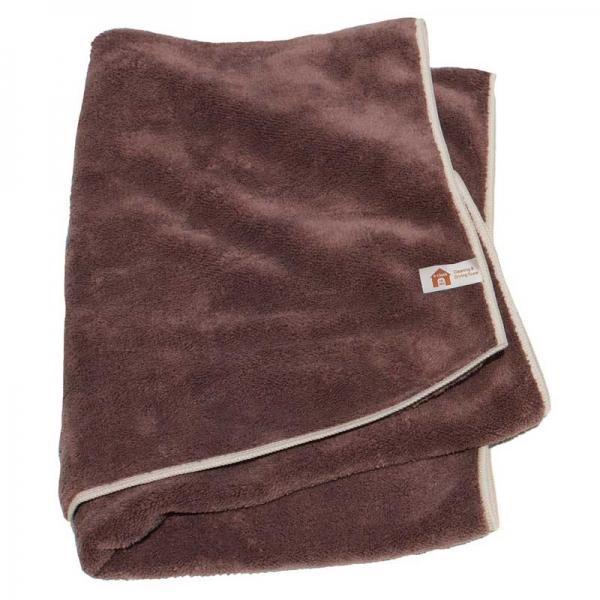 Prosop Mare Premium E-Cloth din Microfibra pentru Curatare si Uscare Caini si Pisici [4]