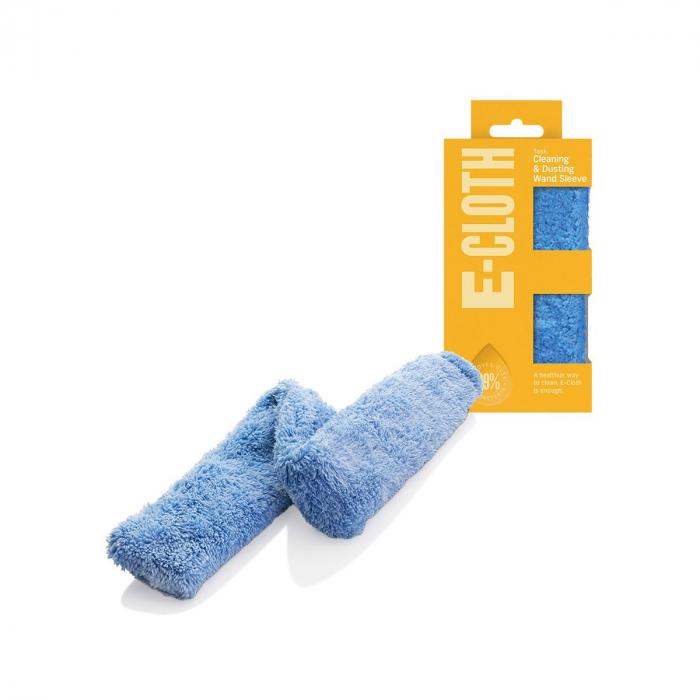 Bagheta Premium E-Cloth pentru Sters Praf si Curatat Suprafete, Laveta Microfibra, 74 x 7.5 cm [0]