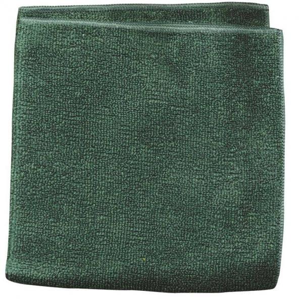 Set 10 x Laveta Premium E-Cloth Universala din Microfibra, Bucatarie, Baie, Geamuri, Praf, 32 x 32 cm, Verde 1