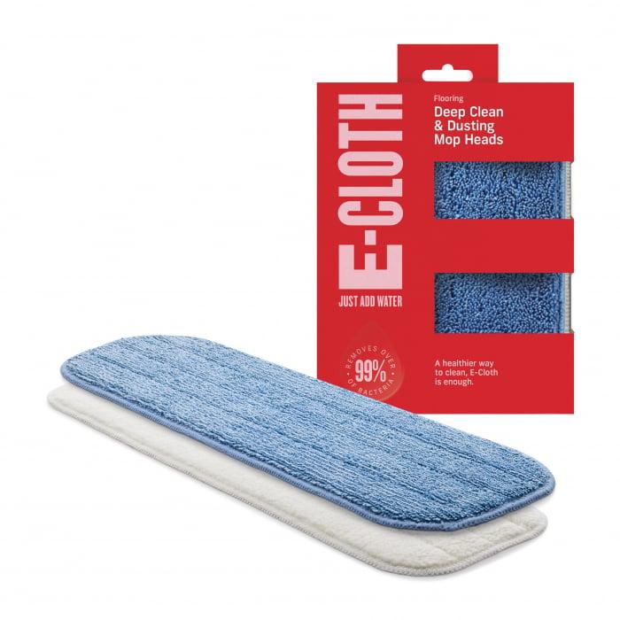 Set doua lavete premium din microfibra ecloth pentru mop [0]