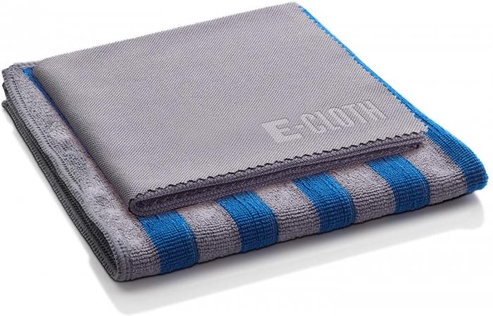 Set Două Lavete Premium E-Cloth din Microfibră pentru Cuptor, Plită, Aragaz, 32 x 32 cm [3]