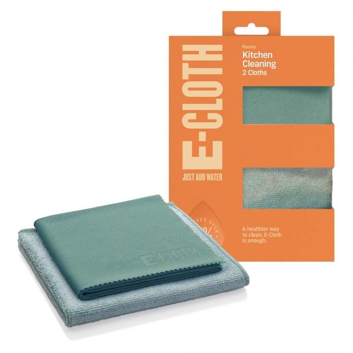 Laveta premium din microfibra e-cloth pentru curatenie generala in bucatarie [0]