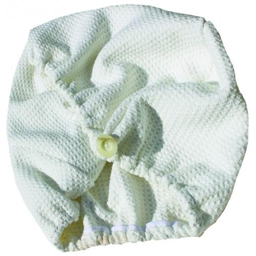 Turban Premium E-Cloth din Microfibra pentru Par, 50 x 26 cm [2]