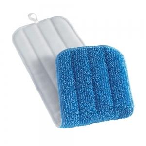 Set Doua Lavete Premium E-Cloth din Microfibra pentru Mop, Spalare Pardoseli si Steregere Praf, Casa, Birou, Hotel, Restaurant, Pub, 45 x 13.5 cm3