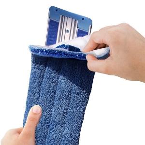 Mop Premium E-Cloth pentru Curatarea in Profunzime a Pardoselilor Dure, Parchet, Gresie, Lemn, Piatra [7]