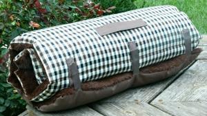 Pat Premium E-Cloth din Microfibra pentru Caini si Pisici, Recomandat pentru Casa si Calatorie, 90 x 60 cm2